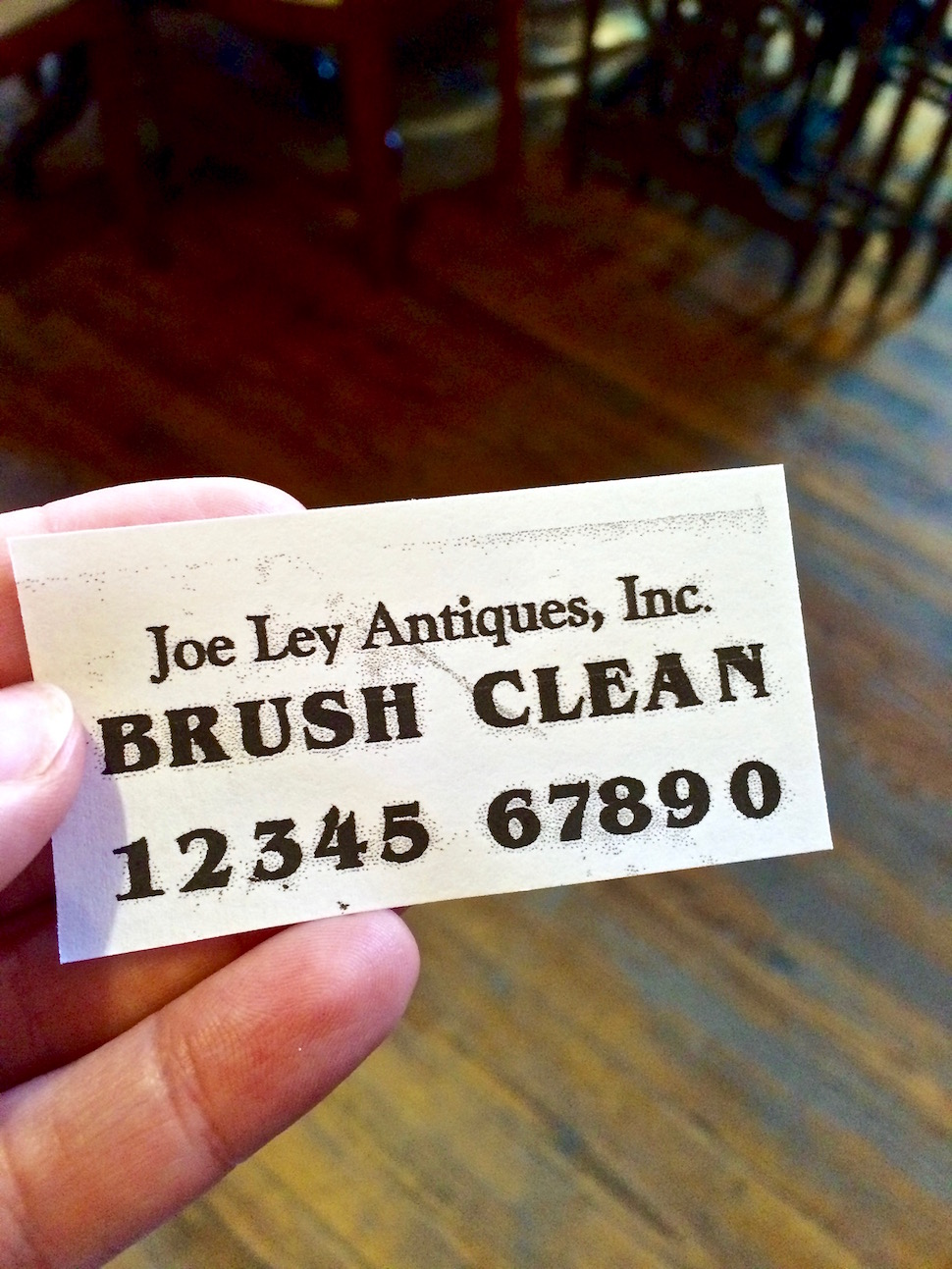 Joe Ley Antiques