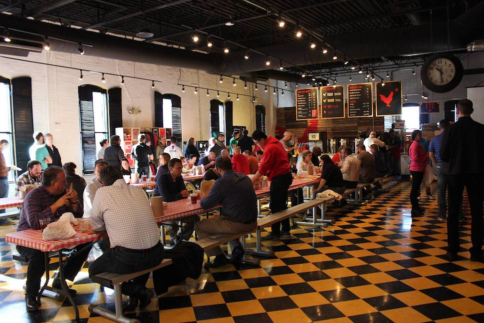 Hot Chicken Takeover in Columbus, OH